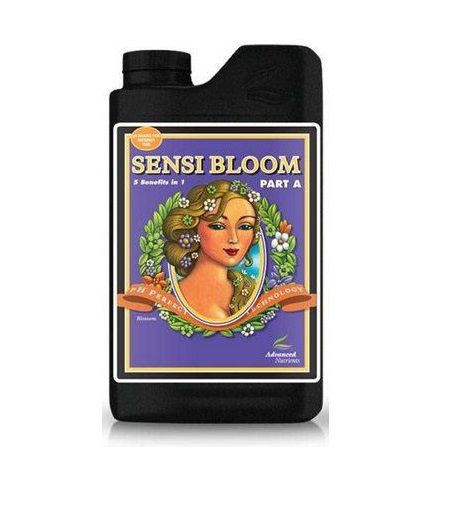 FERTILIZANTE MINERAL AN SENSI BLOOM A 1 LITRO