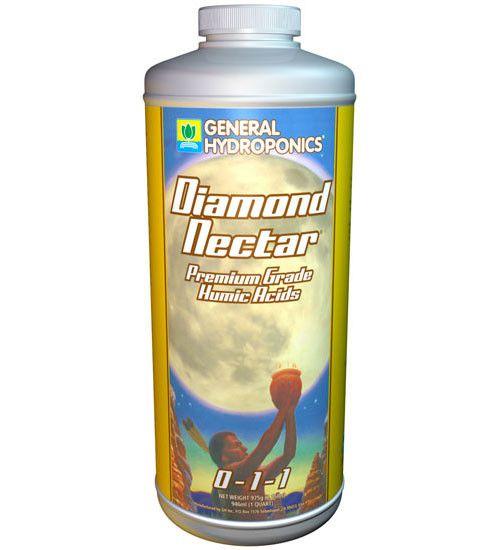 FERTILIZANTE MINERAL GH DIAMOND NECTAR 946ML