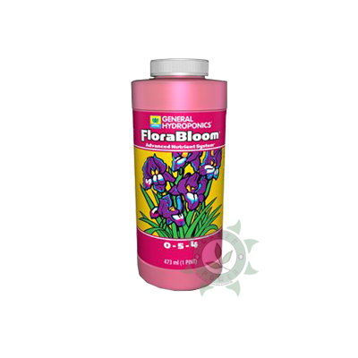 FERTILIZANTE MINERAL GH FLORA BLOOM 946ML