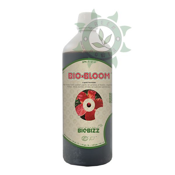 FERTILIZANTE ORGÂNICO BIOBIZZ BIO-BLOOM 100ML