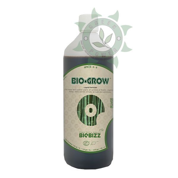 FERTILIZANTE ORGANICO BIOBIZZ BIO-GROW 100ML
