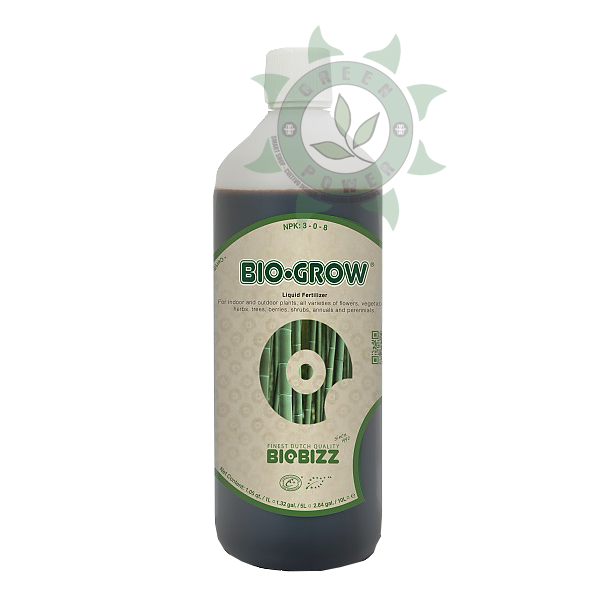 FERTILIZANTE ORGANICO BIOBIZZ BIO-GROW 500ML