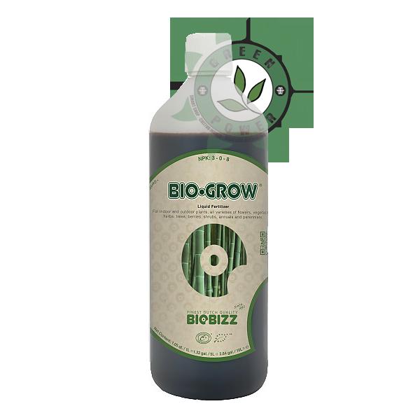 FERTILIZANTE ORGANICO BIOBIZZ BIO-GROW 5 LITROS