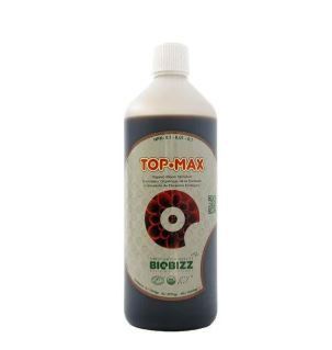 FERTILIZANTE ORGÂNICO BIOBIZZ TOP-MAX 100ML