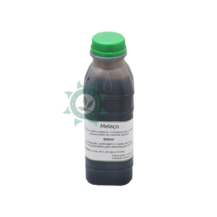 FERTILIZANTE ORGANICO MELAÇO 500ML