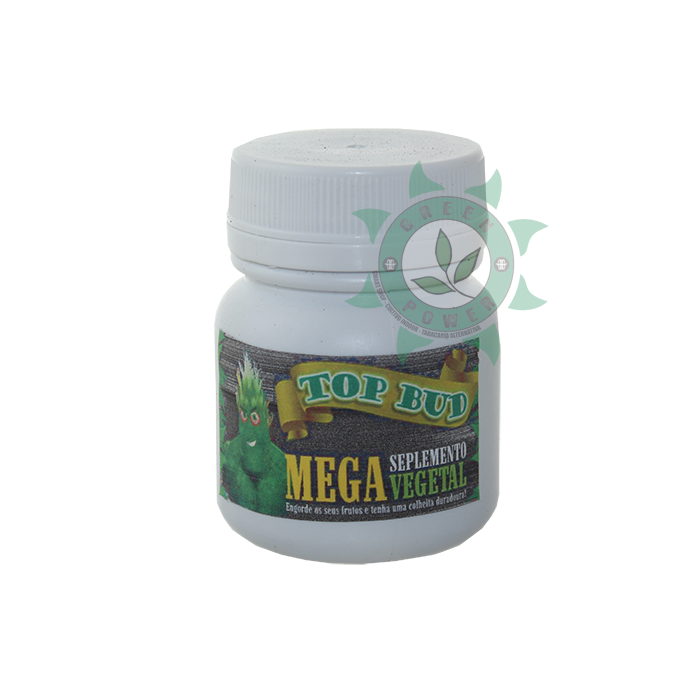 FERTILIZANTE ORGANICO TOP BUD 50ML