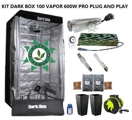KIT DARK BOX 100 VAPOR 600W PRO