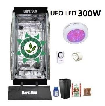 KIT DARK BOX 40 GROW LED 300W