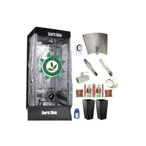 KIT CULTIVO INDOOR ESTUFA DARK BOX 60 VAPOR 250W
