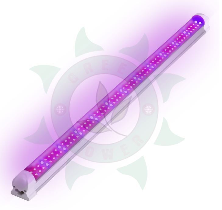 PAINEL BARRA GROW LED 100W (RED+BLUE)