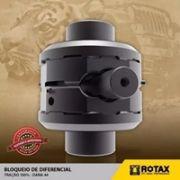 Bloqueio Diferencial Rotax Toyota Bandeirantes 82 Em Diante