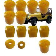 Calço Carroceria ( Coxinho) Jeep Willys - Pu 1