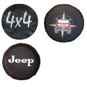 Capa De Estepe Jeep Willys, Rural, Toyota, Troller, Suzuki