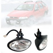 Farol Milha Oval Palio Weekend 2001/07 Strada Adventure/ PAR