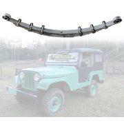 Feixe De Mola Dianteiro Para Jeep Willys 1955/ 1979 - 12 Folhas