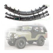 Feixes De Mola Para Jeep Willys Cj5 1955/ 1983 - Kit Completo