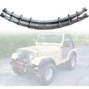 Feixes De Mola Traseiro Para Jeep Willys CJ5 1955/ 1979