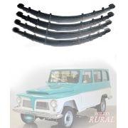 Feixes Dianteiro/ Traseiro PICK-UP/ F-75/ RURAL FX com 10/ 11 Folhas 1965/ 1983 4  pçs