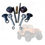 Kit De Eixo E homocinética Dianteiro Jeep Willys