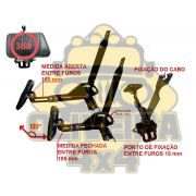Kit Pedal Acelerador Jeep WILLYS, Rural, F-75 - 4cc