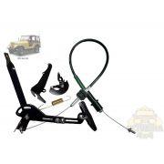 Kit Pedal Acelerador Jeep Rural F-75 6cc