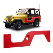 Lateral Esquerda Para Jeep Willys Cj5