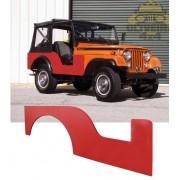 Lateral Traseira Direita Para Jeep Willys Cj3 até 1954