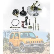Manual Tração Reduzida Suzuki Jimny - Easy Traction - JG