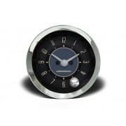 Relógio Veicular de Horas 52mm 12V VW Fusca/ Kombi/ Brasilia