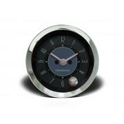 Relógio Veicular Horas 52mm 12V - VW Fusca/ Kombi/ Brasilia