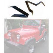 Suporte Do Motor Ap/ Para Adaptação No Jeep Willys - Par