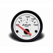 Termometro Da Água Elétrico Branco - Cronomac