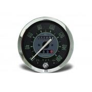 Velocímetro 100mm Mec. 160km/h 2 hod. c/ sinaleira Linha VW