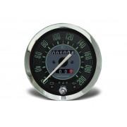 Velocímetro 100mm Mec. 200km/h 2 hod. c/ sinaleira Linha VW