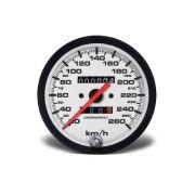 Velocimetro 100mm Mecânico W 0,5 260kmh - Street Branco 2 Hod