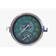 Velocímetro 110mm Mecanico 200km/h Com Contagiros Linha VW