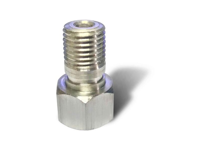 Adaptador Pressão De Óleo Mecânico P/ Motor Fiat (Corpo)