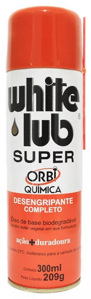 Anticorrosivo Sintetico White Lub 300ml
