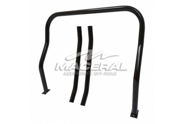 """Arco Gaiola Diant 2"""" (P. 3mm) 51/54 - Jeep Willys"""