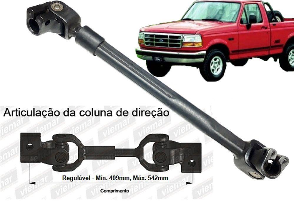 Articulação Coluna Direção F1000 1996 A 1998