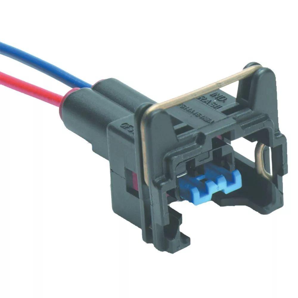 Chicote 2 Vias Bico Injetor/ Sensor Temperatura