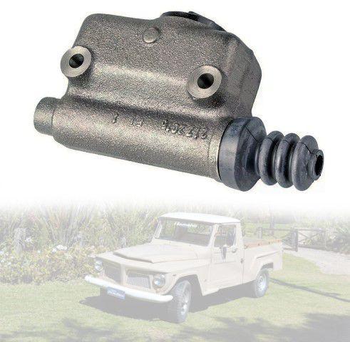Cilindro Mestre De Freio Jeep Willys/ F75/ Rural - Controil