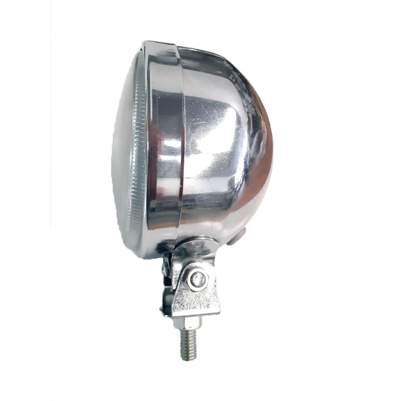Farol Milha 100mm Adapt.  Jeep Willys, Toyota Bandeirante H3