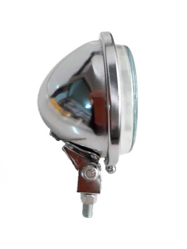 Farol Milha ñ Bojudo Para Adaptar Carcaça Aço 115mm - H3