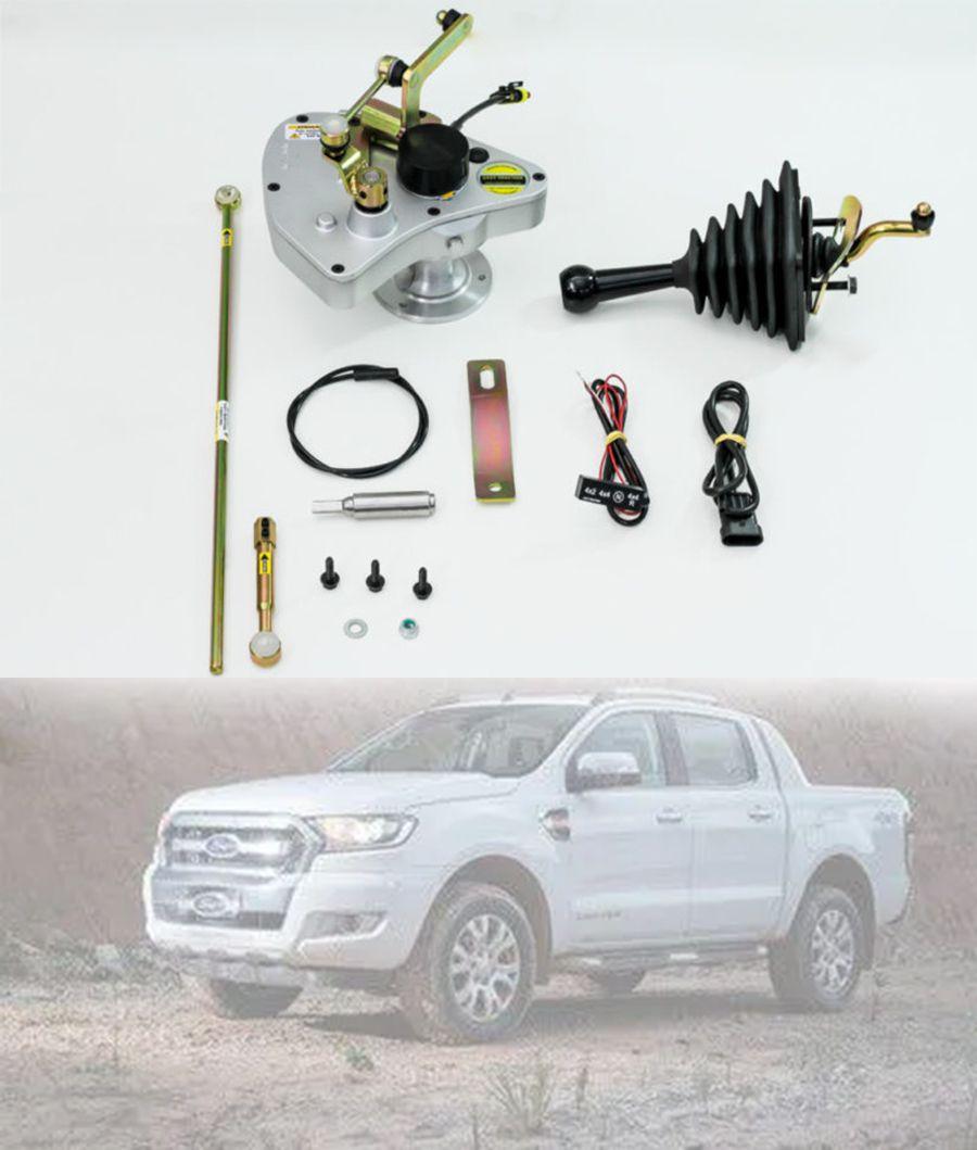 Kit Manual Tração Reduzida Ranger Easy Traction
