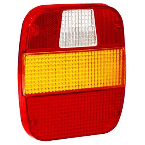 Lente Da Lanterna Traseira Troller T4/ Caminhões Vw/ Ford Gf0045