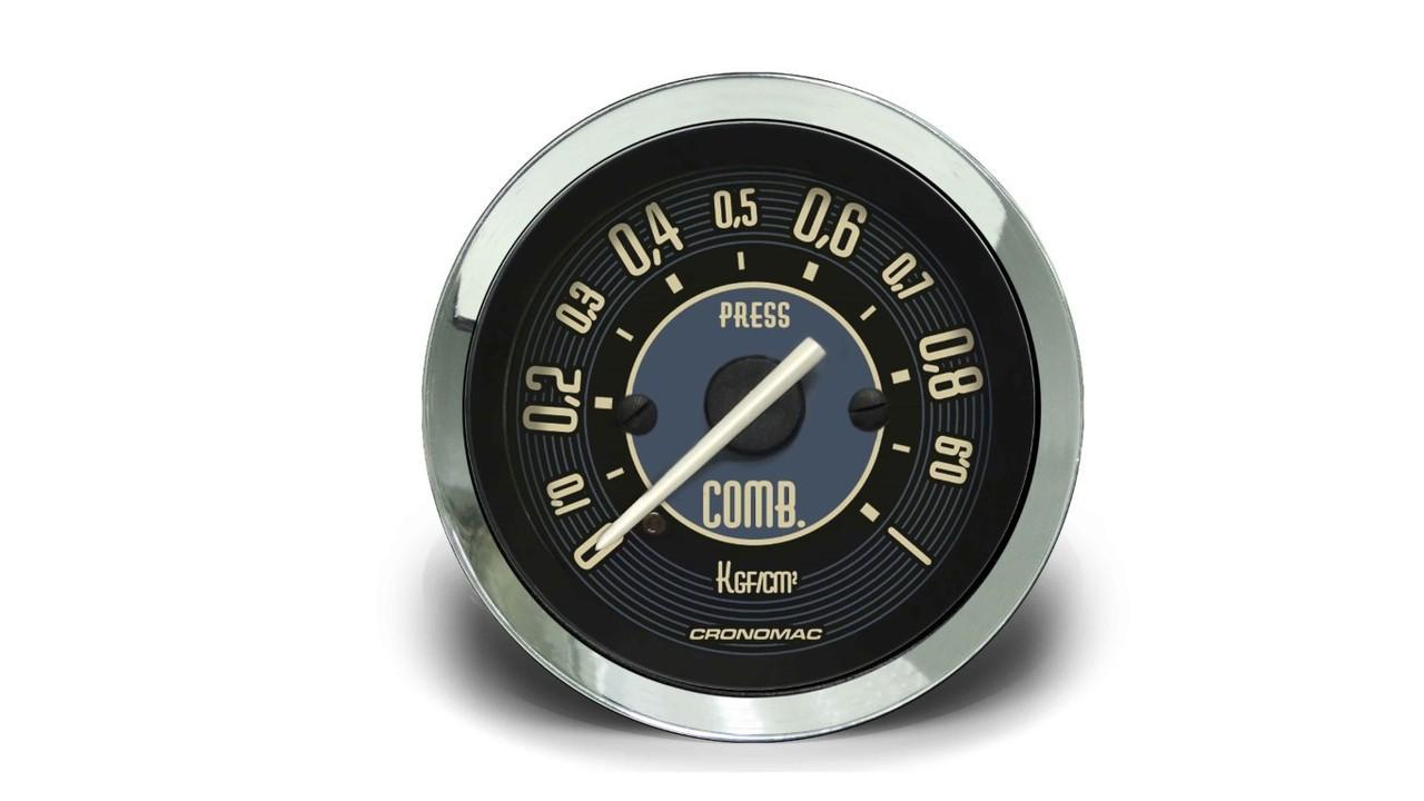 Man Pressão Combustível 52mm Mec. 1kg Fusca/ Kombi/ Brasilia