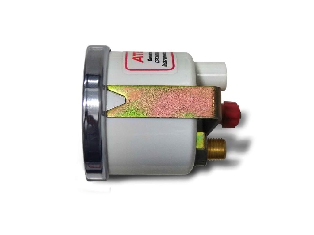 Man Pressão Combustível 52mm Mec. 7kg Fusca/ Kombi/ Brasilia