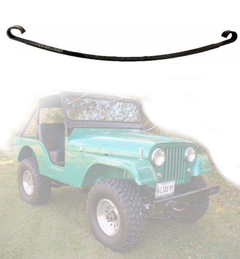 Mola 2ª Folha Traseiro Jeep Willys CJ5 1955/ 1979