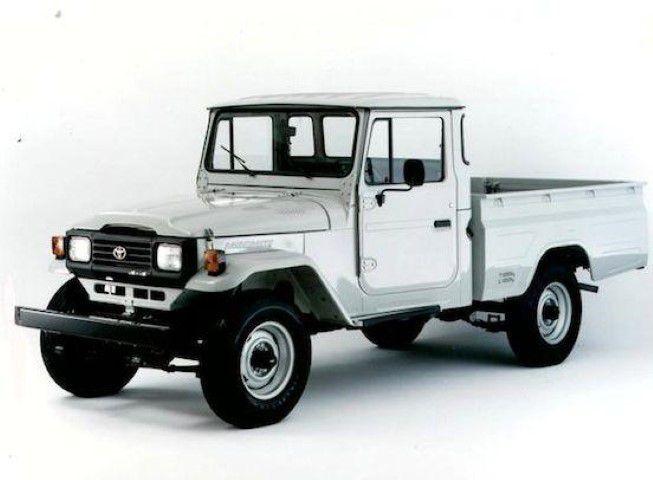Mola 2°Folha  Traseiro Toyota Bandeirante 1982 Em Diante